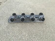 "Ford 302C 351C 351M 400M Header Flanges w/Stubs Cleveland 1 7/8 Port 3/8"" Flange"
