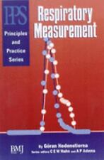 Respiratory Measurement (Principles and Practice Series)-ExLibrary