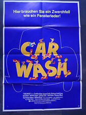 CAR WASH - Filmplakat A1 - Richard Pryor, The Pointer Sisters