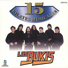 NEW - 15 Kilates by Los Bukis