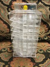Sonny Cosmetics Lipstick Spinner Tower Organizer Holds 105 Lip glosses Acrylic