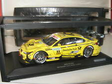 1:18 BMW M3 T. Glock DTM 2013 1 of 1002 MINICHAMPS 100132222 OVP new