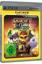 Sony PS3 Playstation 3 Spiel ***** Ratchet & Clank: All 4 one * and und *NEU*NEW