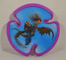 2014 Frisbee Sport Disc #5 Astrid Stormfly McDonald's How To Train Your Dragon 2