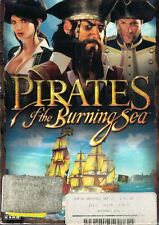 Pirates of the Burning Sea (PC, 2008) RPG Game Rated T Rule The Oceans
