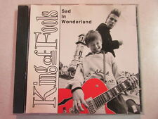 KING OF FOOLS SAD IN WONDERLAND 1991 5 TRK PROMO CD ENNIO MORRICONE JOAN BAEZ