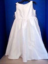 KIDS DREAM~White FLOWER GIRL / PARTY DRESS~Girls Size 5/6