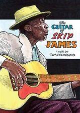 Tom Feldmann Blues Guitar Of Skip James 2 DVD SET NEW!