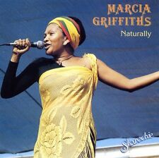 Griffiths,Marcia - Naturally (CD NEUF)