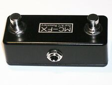 MC-FX Dual Momentary N/C Footswitch for GT-100