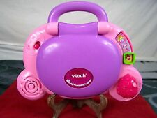 VTECH BABY'S LEARNING LAPTOP DEVELOPMENTAL EDUCATIONAL PLAY PINK GIRL 6-36 MONTH