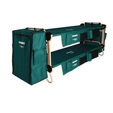 Disc-O-Bed Cam O BunkGreen Camping Cabinet 1-Pack Gear Furniture Storage Outdoor