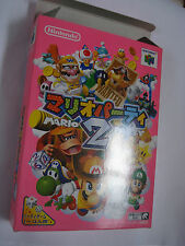 Mario Party 2 Nintendo 64 Japan N64 Boxed