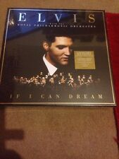 ELVIS PRESLEY & THE ROYAL PHILHARMONIC ORCH.- IF I CAN DREAM - LP BOX SET