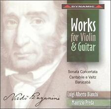 Works for Violin & Guitar Vol. 2, New Music