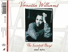 cd-single, Vanessa Williams - The Sweetest Days And More, 4 Tracks, Australia