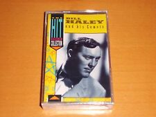 "BILL HALEY AND HIS COMETS ""THE HIT SINGLES COLLECTION"" CASSETTE TAPE NEW!"
