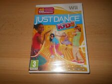Just Dance Kids NEW and Sealed Wii Nintendo Wii, free uk post