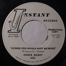 CHUCK DILDAY: You Never Looked Better INSTANT DJ PROMO rockabilly 45