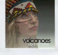 (GR413) Volcanoes, Up In Smoke - DJ CD