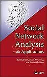 Social Network Analysis with Applications by Anthony Johnson, Helen Armstrong...