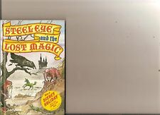 STEEL EYE AND THE LOST MAGIC BOOK KIDS ROLE PLAYING RETRO 80S