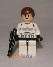 Lego Han Solo (Stormtrooper Outfit) from Set 10188 Death Star BRAND NEW sw205