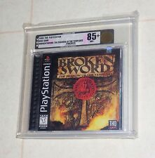 Broken Sword, New Sealed! PS1 VGA 85+