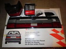 VW PASSAT 35i Limousine Votex Pannello Posteriore Luci Posteriori NUOVO HELLA nero rosso