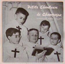 Petits chanteurs de Champagne 45 tours
