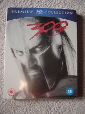 300 UK Blu-ray SteelBook / Special Edition - Premium Collection - Out of Print!