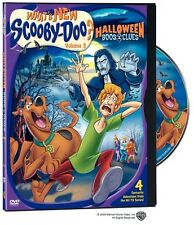 What's New Scooby-Doo?, Vol. 3: Halloween Boos & Clues (2004, REGION 1 DVD New)