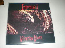 Entombed LP Wolverine Blues INSERT