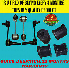 FOR LEXUS IS200 IS300 99-05 FRONT REAR STABILIZER DROP LINK BAR BUSHES BUSH SET