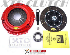 XTD STAGE 2 CLUTCH KIT FITS FOR SILVIA SR20DET 240SX 200SX S13 S14 S15 240MM jdm