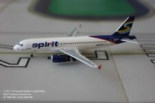 Aeroclassics Spirit Airlines Airbus A320 New Color Standard Diecast Model 1:400