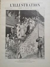 L' ILLUSTRATION 1900 N 2994 EVENEMENTS DE CHINE, LE DRAME DES ASSIEGES DE PEKIN