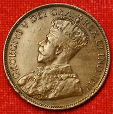 1914 CANADA LARGE CENT PENNY GREAT COLLECTOR COIN GIFT CALC11