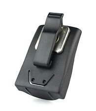 Black Radio Carry Holder W/Belt Clip for Motorola GP328PLUS 338PLUS PTX760PLUS