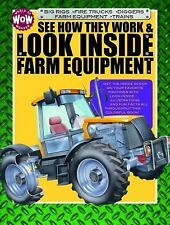 See How They Work & Look Inside Farm Equipment World of Wonder