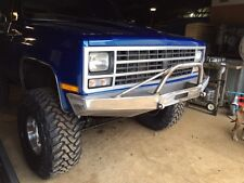 Chevy K5 Blazer 1981-1991 Front Winch Bumper **BRUSH GUARD NOT INCLUDED**