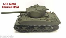 Mato Sherman 1:16 M4A1 tank BN -- Perfect and Correct Model for British Firefly