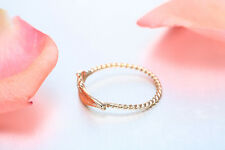 Feather Ring VIntage Feather Rings Jewelry For Man Woman Statement Ring