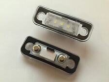 2x LED SMD Kennzeichenbeleuchtung Chrysler Crossfire Coupe / 1103-4D
