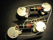 Doyle Coils TRU-CLONES Holy Grail '59 Les Paul Harness w/Real Bumblebee PIO Caps