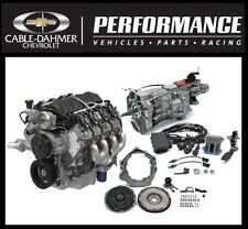 GM Performance LS3 525 HP T56 Manual Connect & Cruise Package Engine 19301360
