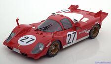 1:18 CMR Ferrari 512 S #27, 24h Daytona 1970