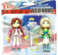 Pinky:st Street PC2011 WILD ARMS VTH 5TH VANGUARD PS2 Pop Vinyl Toy Figure Set