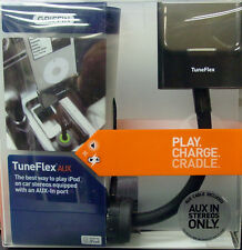New Griffin Tuneflex Hands-Free Music Aux & Car Charger for Apple iPhone 4 & 4S