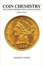 Coin Chemistry Book How To Clean Preserve Conserve Silver restoration of damaged